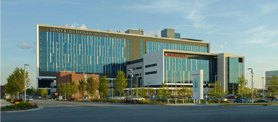 Sidney Amp Lois Eskenazi Hospital And Eskenazi Health Campus