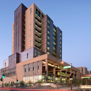 Maricopa County High-Rise Court Tower, Phoenix, AZ