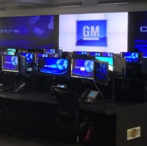 General Motors Enterprise Data & Technical Center, Warren, MI