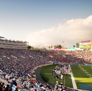 Rose Bowl Renovation and Expansion, Pasadena, CA