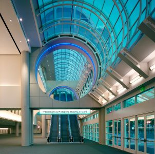 San Diego Convention Center Phase I & II, San Diego, CA