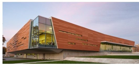 Lawrence Public Library Size Increases by 50%; Energy Costs Cut in Half