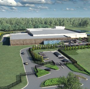 BB&T Data Center, Eastern North Carolina
