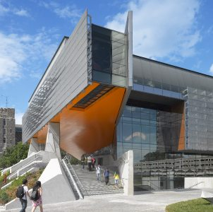 The Engineered Systems at Gates Hall, Cornell University