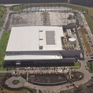 Cisco Systems, Inc., Greenfield Tier III Data Center, Allen, TX
