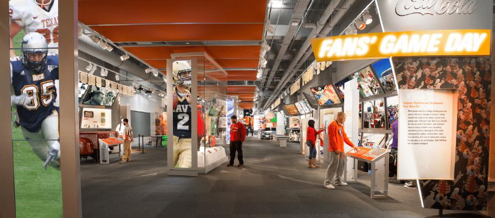 College Football Hall of Fame, Atlanta, GA | Syska Hennessy Group