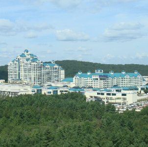 Foxwoods Resort Casino, Combined Heat and Power Plant, Mashantucket, CT