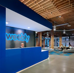 Weebly Headquarters, San Francisco, CA