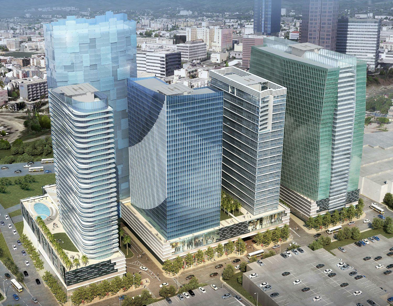Is LA Going Vertical?