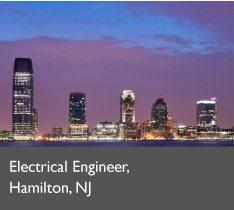 Electrical Engineer, Hamilton, NJ