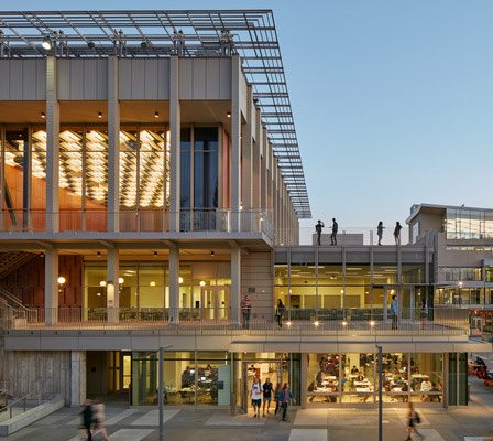 UC Berkeley Lower Sproul Redevelopment Project Wins Highest Accolade from the Society for College and University Planning, SCUP