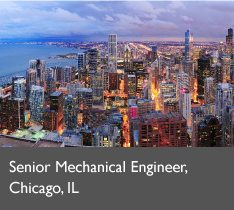 Senior Mechanical Engineer, Chicago, IL