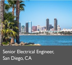 Senior Electrical Engineer, San Diego, CA
