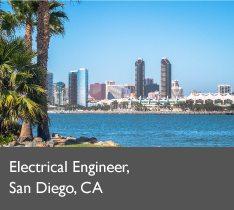 Electrical Engineer, San Diego, CA