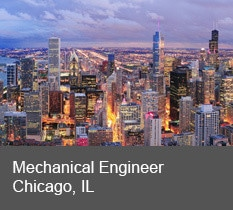Mechanical Engineer, Chicago, IL