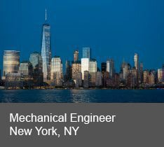 Mechanical Engineer, New York, NY