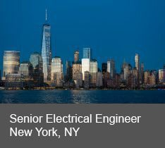 Senior Electrical Engineer, New York, NY