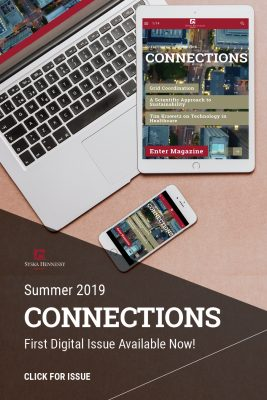 Connections – Our First Digital Edition !!