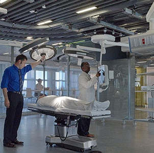 Cedars-Sinai Simulation Center, Mammography and Dry Laboratory, Los Angeles, CA