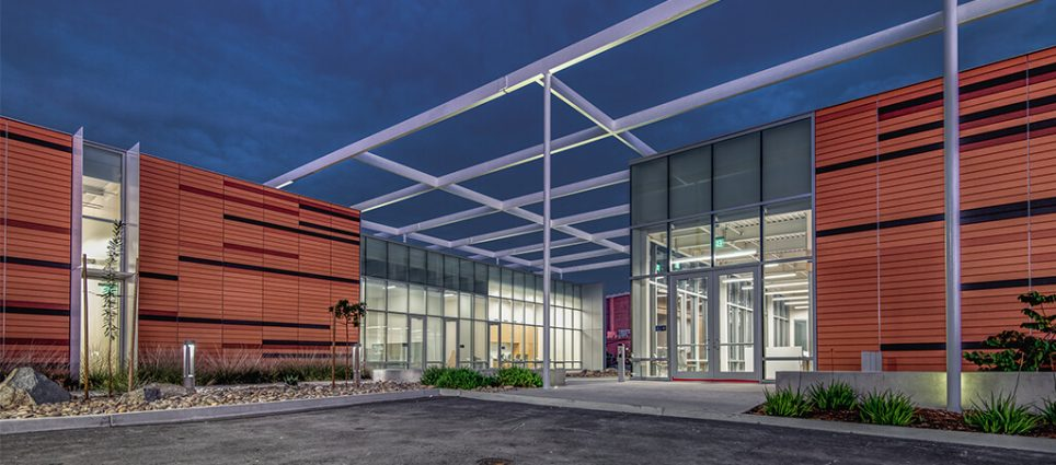 Palomar Community College, Operations & Maintenance Complex